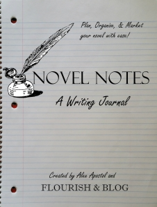 Novel Notes Cover