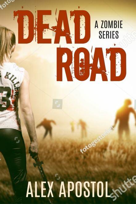 Dead Road Mock Up Cover